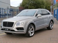 USED 2017 17 BENTLEY BENTAYGA 4.0 V8 D 5d AUTO 430 BHP 7 SEAT SPECIFICATION ~ PANORAMIC ROOF ~ HUGE SPECIFICATION