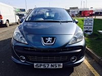 USED 2007 57 PEUGEOT 207 1.4 SE 16V 5d 89 BHP 12 Months AA Breakdown Cover