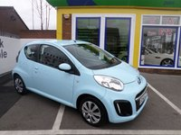 USED 2014 14 CITROEN C1 1.0 EDITION 3d 67 BHP 12 MONTHS MOT... 6 MONTHS WARRANTY.. 1 OWNER FROM NEW