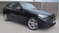 USED 2012 62 BMW X1 2.0 XDRIVE18D M SPORT 5dr Full Leather, B/tooth, FBMWSH
