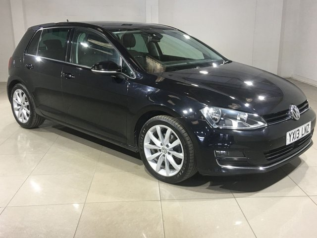 View our 2013 13 VOLKSWAGEN GOLF 2.0 GT TDI BLUEMOTION TECHNOLOGY 5d 148 BHP