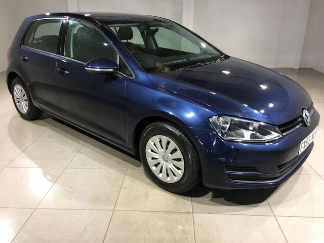 View our 2013 63 VOLKSWAGEN GOLF 1.6 S TDI BLUEMOTION TECHNOLOGY 5d 103 BHP