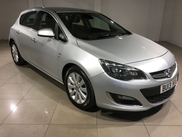 View our 2013 13 VAUXHALL ASTRA 1.7 SE CDTI ECOFLEX S/S 5d 108 BHP