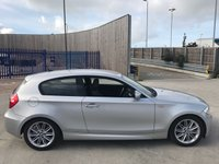 USED 2009 59 BMW 1 SERIES 2.0 118D M SPORT 3d 141 BHP