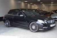 USED 2010 10 MERCEDES-BENZ E CLASS 3.0 E350 CDI BLUEEFFICIENCY SPORT 2d AUTO 231 BHP **AIR SCARVES**