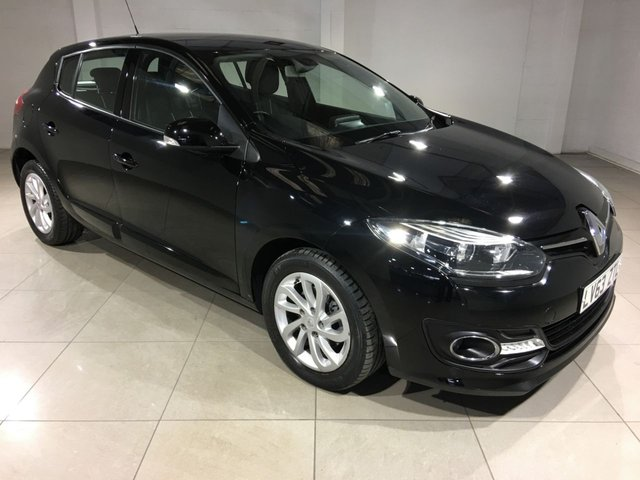 View our 2014 63 RENAULT MEGANE 1.5 DYNAMIQUE TOMTOM ENERGY DCI S/S 5d 110 BHP