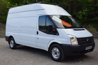 USED 2014 63 FORD TRANSIT 2.2 350 H/R 1d 115 BHP