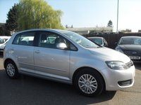 USED 2011 11 VOLKSWAGEN GOLF PLUS 1.6 S TDI 5d  NO DEPOSIT FINANCE ARRANGED, APPLY HERE NOW