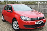 USED 2012 12 VOLKSWAGEN GOLF 1.6 MATCH TDI DSG 5d AUTO 103 BHP Free 12  month warranty
