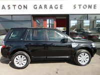 USED 2013 13 LAND ROVER FREELANDER 2.2 TD4 HSE 5d 150 BHP ** SAT NAV * LEATHER ** ** FULL LANDROVER SERVICE HISTORY **