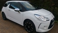 2010 CITROEN DS3 1.6 HDI BLACK AND WHITE 3d 90 BHP £6495.00