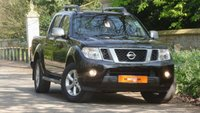 USED 2013 13 NISSAN NAVARA 2.5 dCi Platinum Double Cab Pickup 4dr HPI CLEAR DRIVES SUPERB VGC
