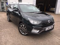 USED 2017 66 SSANGYONG TIVOLI XLV 1.6 ELX STYLE 5d AUTO 113 BHP 17MY
