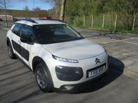 2016 CITROEN C4 CACTUS 1.6 BLUEHDI FEEL 5d 98 BHP £9795.00