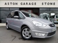 USED 2011 61 FORD GALAXY 1.6 ZETEC TDCI 5d 115 BHP **F/S/H * 7 SEATS** ** FULL SERVICE HISTORY **