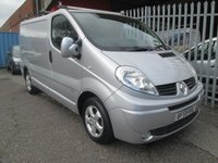 2009 RENAULT TRAFIC SL27 SPORT 2.0 DCi 115 SWB *AIR CON* £SOLD