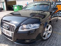 USED 2008 08 AUDI A4 2.0 TDI S LINE DPF 5d 170 BHP Excellent Condition for Age, Perfect for Towing