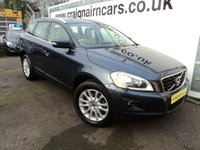 USED 2009 09 VOLVO XC60 2.4 D SE LUX AWD 5d 163 BHP Two Owners Full Volvo History