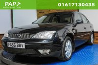 USED 2006 56 FORD MONDEO 1.8 ZETEC 16V 5d 124 BHP