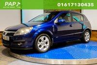 2006 VAUXHALL ASTRA 1.7 SXI CDTI 5d 100 BHP £1594.00