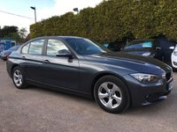 USED 2014 14 BMW 3 SERIES 2.0 320D EFFICIENTDYNAMICS 4d 161 BHP ONLY £20 A YEAR ROAD TAX NO DEPOSIT PCP/HP FINANCE ARRANGED, APPLY HERE NOW