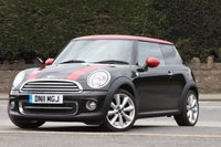 USED 2011 11 MINI HATCH COOPER 1.6 COOPER 3d 122 BHP Finance Options Available