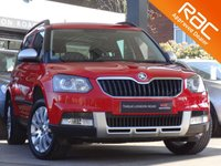 USED 2014 14 SKODA YETI 2.0 OUTDOOR ELEGANCE TDI CR 5d 109 BHP