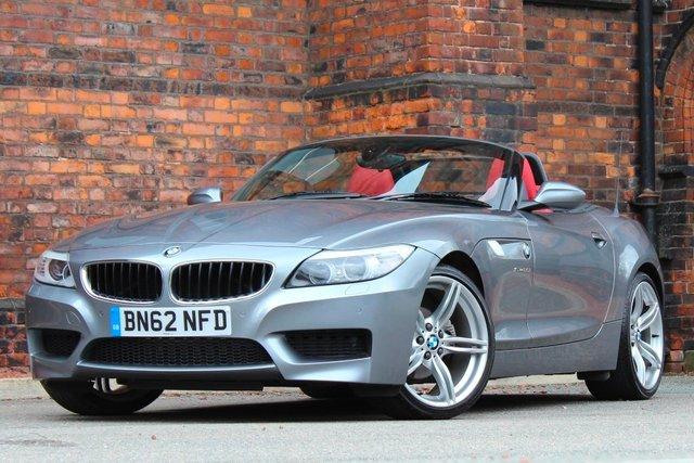 2012 62 BMW Z4 2.0 20i M Sport sDrive 2dr