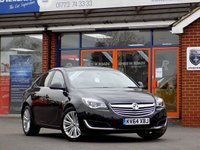 USED 2014 64 VAUXHALL INSIGNIA 2.0 CDTI ECOFLEX ENERGY 5dr (140) *ONLY 9.9% APR with FREE Servicing*