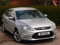 2011 FORD MONDEO
