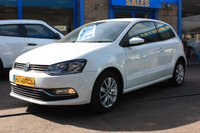USED 2015 64 VOLKSWAGEN POLO 1.2 SE TSI 3dr 89 BHP Very Economical | Low Road Tax | Buy on Finance