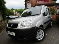 USED 2007 07 FIAT DOBLO 1.2 ACTIVE MULTIJET 5d 85 BHP