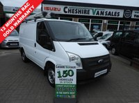 USED 2013 62 FORD TRANSIT 2.2 260 SWB WITH FSH 1 FLEET OWNER  SAME DAY VAN FINANCE OPEN 7 DAYS PX WELCOME