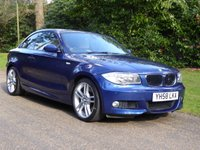 USED 2008 58 BMW 1 SERIES 2.0 123D M SPORT 2d 202 BHP