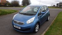 USED 2011 61 KIA VENGA 1.4 CRDI 2 ECODYNAMICS 5d 89 BHP Alloys,Air Con,Full Service History,F.S.H,£30 Road Tax