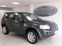USED 2010 10 LAND ROVER FREELANDER 2.2 TD4 HSE 5d AUTO 159 BHP Superb 4x4 With Long MOT! High Spec Inc Sat Nav Pan Roof & Full Leather