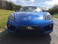 2013 PORSCHE CAYMAN 2.7 24V 2d 275 BHP £32995.00