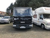 1999 IVECO-FORD CARGO 5.9 75E15 DAY 1d 143 BHP £2300.00