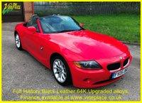 2005 BMW Z4 2.0 Z4 SE ROADSTER 2d 148 BHP £4900.00