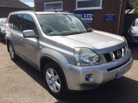 USED 2009 59 NISSAN X-TRAIL 2.0 SPORT DCI 5d 148 BHP PRE REG AND 1 PRIVATE OWNER FROM NEW, SERVICE HISTORY