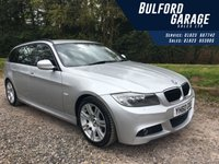 USED 2010 60 BMW 3 SERIES 2.0 320D M SPORT TOURING 5d 181 BHP