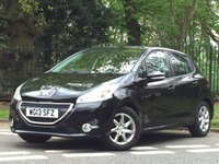 USED 2013 13 PEUGEOT 208 1.0 ACTIVE 5d 68 BHP