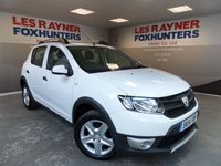 USED 2014 14 DACIA SANDERO 1.5 STEPWAY AMBIANCE DCI 5d 90 BHP Full Main Dealer History , 1 owner from new