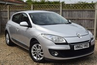 USED 2012 62 RENAULT MEGANE 1.5 EXPRESSION PLUS DCI 5d 110 BHP Free 12  month warranty