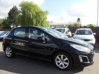 USED 2013 13 PEUGEOT 308 1.6 HDI ACTIVE 5d  NO DEPOSIT PCP/HP FINANCE ARRANGED , APPLY HERE NOW
