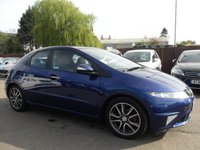 USED 2011 11 HONDA CIVIC 1.8 I-VTEC SI 5d  NO DEPOSIT FINANCE ARRANGED, APPLY HERE NOW