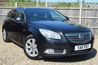 USED 2011 11 VAUXHALL INSIGNIA 1.8 SRI 5d 138 BHP Free 12  month warranty