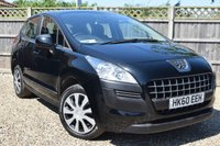 USED 2011 60 PEUGEOT 3008 1.6 ACTIVE HDI 5d 112 BHP Free 12  month warranty