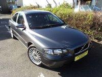 2003 VOLVO S60 2.4 D5 SE 4d AUTO 161 BHP £2688.00