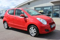 USED 2011 60 SUZUKI ALTO 1.0 SZ4 5d 68 BHP DRIVE AWAY WITH NO DEPOSIT AND PAY NOTHING FOR TWO MONTHS